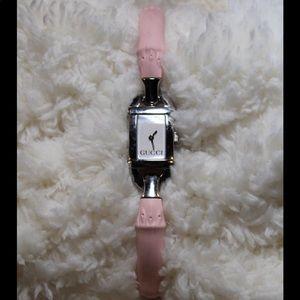 Gucci Bamboo Bracelet Watch